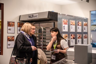 Выставка Modern Bakery 2017