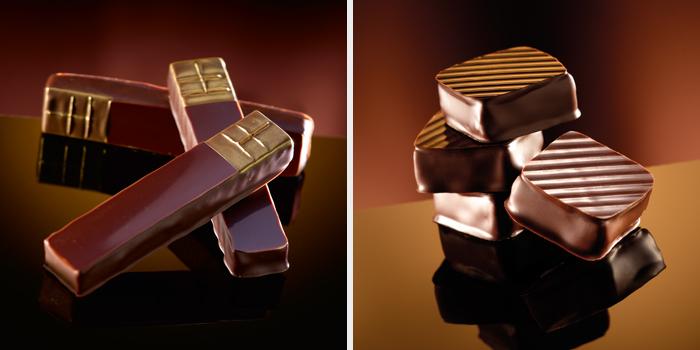 красивый шоколад belcolade