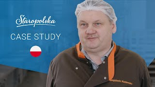 Staropolska: From a small pastry shop to a fully digitized production facility